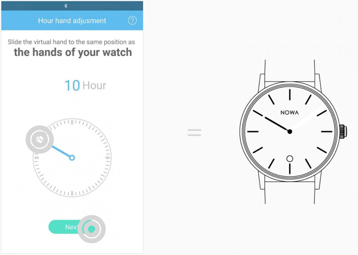 NOWA_App_Set_Time_Hour